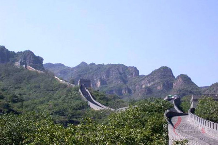Great Wall Huangyaguan Section